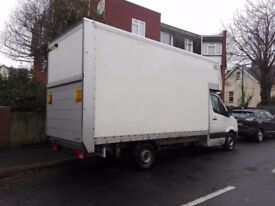 REMOVAL, DELIVERY, MAN AND VAN