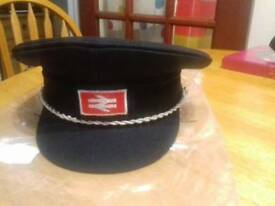 British Rail Conductors Cap