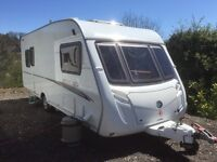 5 Berth Touring Caravan to Rent