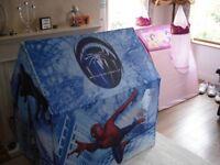 Pop Up Play Tents - Disney Princess & Spiderman