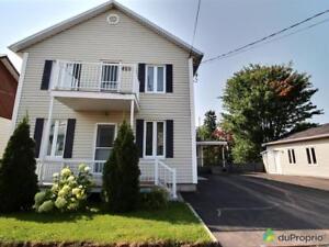 269 500$ - Duplex à vendre à St-Apollinaire