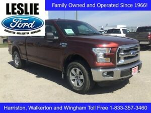2016 Ford F-150 XLT | 4X4 | One Owner | Accident Free