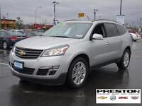 2015 Chevrolet Traverse LT w/1LT Delta/Surrey/Langley Greater Vancouver Area Preview