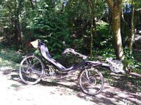 Nazca Fuego Recumbent Bicycle