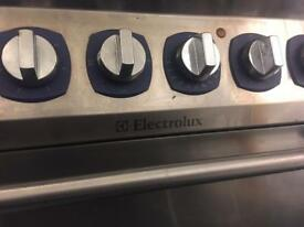 Electrolux commercial cooker and oven like brand new