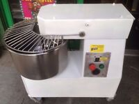 COMMERCIAL DOUGH MIXER SECOND HAND USED IN CATERING RESTAURANT BAKERY PIZZA PATISSERIE KITCHENRY