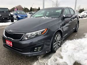 2014 Kia Optima SX Turbo Kitchener / Waterloo Kitchener Area image 3