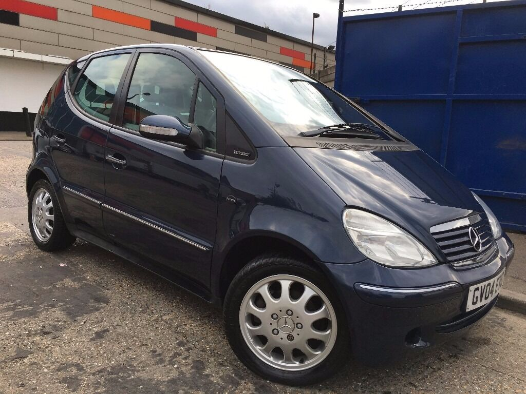 Mercedes-Benz A Class 1.6 A160 Elegance 2 Owners Low Mileage Cheap Insurance
