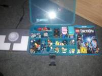 Lego dimensions starter pack and more