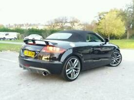 For sale AUDI TT S LINE CONVERTIBLE 2008 YEAR 3.2 V6 FSH PX available