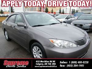 2006 Toyota Camry LE NEW TIRES/MANAGERS SPECIAL