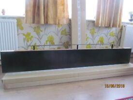 IKEA Lack Black Wall Floating Shelf £ 10 Size - 190 x 26 cm