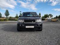 Brilliant Ranger Rover Sport SPT TDV6 HSE