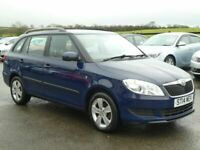2014 Skoda Fabia 1.6 TDI se with only 80000 miles, motd June 2021 all cards welcome
