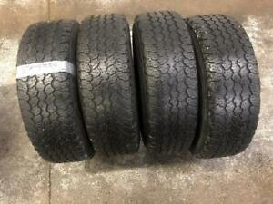 LT245/75R16 Goodyear Wrangler Tires (Full Set) Calgary Alberta Preview