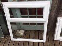 Plastic Window frame NEW never used