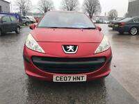 Peugeot 207 3dr1.4 2007 year
