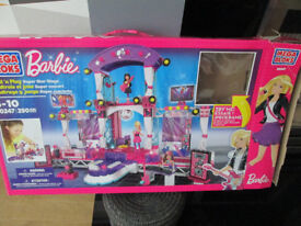 VARIOUS LEGO SETS - LEGO FRIENDS, BARBIE MEGA BLOKS, MONSTER HIGH LEGO