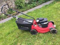 Sovereign self propelled lawnmower