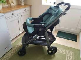 Graco buggy/travel system