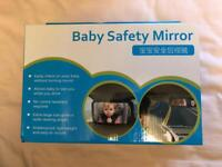 Baby safety car mirror brand new