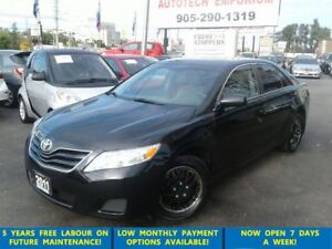 2011 Toyota Camry LE Auto New Tires, All Power Options&GPS