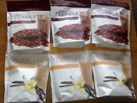 6 pouches of juice plus (mixed Flavours)