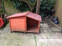 Dog Kennel from Zooplus - Spike Special Dog Kennel