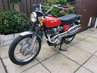 1973 HONDA 450