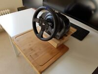Thrustmaster T300 RS GT Edition - Steering Wheel and Pedal Set - with Warranty