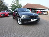 BMW 1 SERIES 116i SE [122] (black) 2007