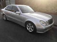 Mercedes Benz E320 CDi Avantgarde Auto E Class Saloon Merc E320cdi