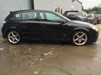 VAUXHALL ASTRA 1.9 CDTI SRI 5 DOOR MANUAL 2005