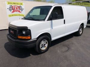 2013 GMC Savana Cargo Van, Back Up Sensor, Only 131,000km