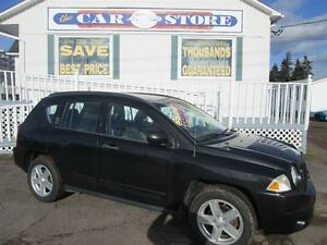 2009 Jeep Compass SPORT!! LOW LOW KM'S!! ALLOYS!! NEWLY INSPECTE