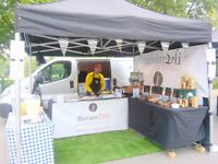 PART TIME market stall assistants required (pref Spanish) Weds- Sunday