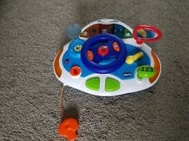 Chicco toy steering wheel