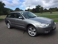 Subaru Outback 2.5 SE 5dr (leather) LPG KIT FITTED,HPI CLEAR,NO CONGESTION CHARGE IN LONDON