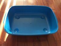 Cat or rabbit medium deep littler tray