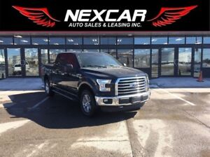 2016 Ford F-150 XTR CREW CAB AUT0 4X4 ONLY 47K