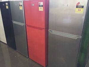 Brand New Top Quality Eurotag Refrigerator 208L White/Siliver/Red Melbourne CBD Melbourne City Preview