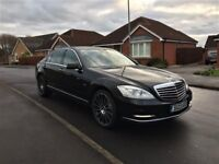 2009 MERCEDES BENZ S CLASS 3.0 DIESEL AUTOMATIC