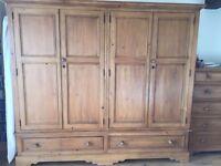 Solid Pine Furniture Set