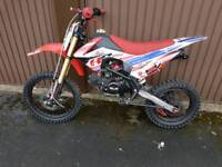 Motor bike m2r 125cc ltd edtion