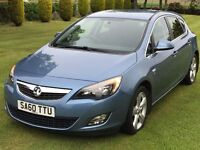 2010 VAUXHALL ASTRA 1.6 SRI ***12 MONTH WARRANTY***FINANCE ARRANGED**PX WELCOME