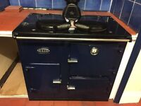 ESSE Sovereign oil fired cooker model D with boiler for hot water