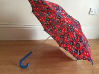 Boys Umbrella with Thomas Tank up to 6 years old