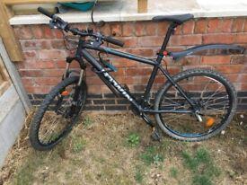 """BTWIN Rockrider 500 21"""" men's mountain bike"""