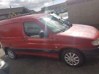 2002 berlingo van for spares or repair