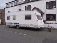 Burstner 530 TL Avantgarde Ventana 5 berth German Quality